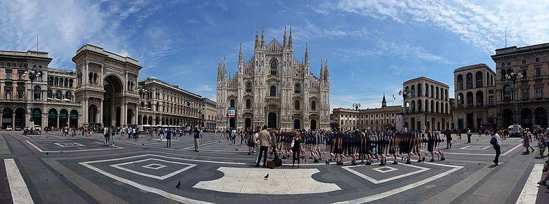 LIEUX À VOIR À MILAN
