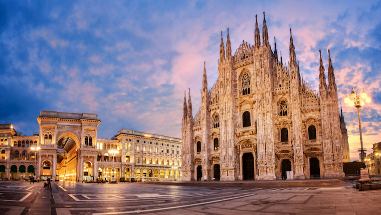 cathédrale de milan